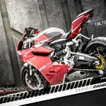 ท้ายสั้น Ducati Panigale 899 MOTOPLAY