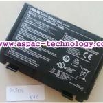 ASUS Original Battery แบตเตอรี่ของแท้ K40 K40E K40IE F82 F52 K50 K60