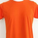 ขายส่ง Size S เสื้อกีฬาเปล่า ผู้ใหญ่ ผ้า Poly สีส้ม เนื้อผ้าดี คุณภาพดี เสื้อกีฬาสี เสื้อบอลเปล่า