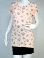 AIIZ vanilla vintage collection เสื้อยืดเข้ารูปสไตล์วินเทจ
