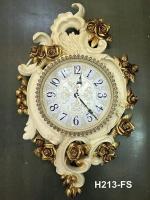 ของขวัญวันขึ้นปีใหม่สวยหรู ไม่เหมือนใคร นาฬิกาแขวนติดผนังสไตล์โรมันสุดคลาสสิค