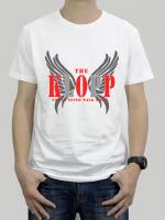 เสื้อยืดลาย The KLOPP สีขาว