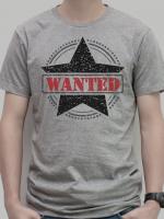เสื้อยืด Wanted ver.01