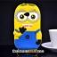HTC One M7 เคสยางนิ่มซิลิโคน ลายมินเนี่ยน thumbnail 1