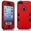 เคสไอโฟน 5c เคสซิลิโคน+พลาสติก สีสันสวยงาม thumbnail 6