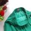 กางเกงขาบานผ้าชีฟองพริ้วสวยมีซับในค่ะ Size : ตามภาพค่ะ สีเขียว thumbnail 3