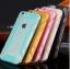 เคสไอโฟน 6plus วัสดุ TPU ใส มีให้เลือกหลายสี thumbnail 1