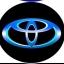 ไฟส่องประตู Welcome Light - Toyota2 thumbnail 1