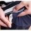 กางเกงเคนท้อง ขาสั้น มี 3สีดำ, สีกรมท่า และสีเทา ผ้านุ่ม ใส่สบายไม่อึดอัด thumbnail 8