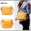 #Kipling shoulder bag ของแท้ รุ่น Moyelle Be สีเหลือง thumbnail 1