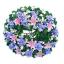 พวงหรีดดอกไม้สด thumbnail 1