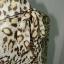 MNG เสื้อเชิ๊ตลายเสือแขนยาวผ้าชีฟอง thumbnail 5