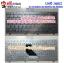 Toshiba Keyboard คีย์บอร์ด Satellite Mini NB200 NB201 NB202 NB205 NB255 NB305 NB500 NB505 Series thumbnail 1