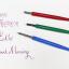 ด้ามและหัวปากกา Fine Nib + Tube Nib Holder (เลือกสี) thumbnail 2