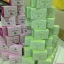 Natcha Gluta Melon White Soap สบู่กลูต้าเมล่อน สีเขียว ผิวขาว กระจ่างใส thumbnail 14