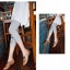 กางเกงเลกกิ้งคนท้อง ลายการ์ตูนน้องหมา ผ้าใส่สบาย ขาสามส่วน แบบน่ารักค่ะ thumbnail 3