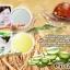 สบู่ จินซู เมือกหอยทากฟองยืด GinZhu Body Whitening mask soap พอกผิวขาว เพิ่มความขาว 10 ระดับ กล่องสีเหลือง ก้อนเหลือง thumbnail 19