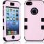 เคสไอโฟน 5c เคสซิลิโคน+พลาสติก สีสันสวยงาม thumbnail 7