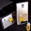 เคสซัมซุงs5 เคสพลาสติก+โลหะชุบไฟฟ้าด้านหลังสะท้อนได้ thumbnail 2