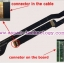 Laptop LCD Flex Video Cable For Acer Aspire S3 S3-371 S3-371-6663 S3-391 S3-951 50.13B23.007 SM30HS-A016-001 thumbnail 1