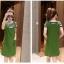 ชุดคลุมท้อง ตัวชุดมี2ชิ้นเสื้อด้านในผ้าคอตตอนตัวชุดเป็นผ้าฝ้าย thumbnail 3
