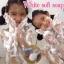 White Soft Gluta Soap สบู่น้ำนมข้าวกลูต้า กลิ่นข้าวญี่ปุ่น thumbnail 5