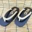 SUGOI-010 รองเท้าเกี๊ยะไม้ดำเชือกสีครีม thumbnail 1