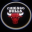 ไฟส่องประตู Welcome Light - Chicago Bulls thumbnail 1