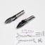หัวปากกาปลายมน Brause Ornament (0.5 ~ 5.0 mm) thumbnail 2