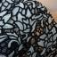 เสื้อผ้าลูกไม้ทั้งตัว สีขาว+ดำ thumbnail 5