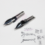 หัวปากกาปลายมน Brause Ornament (0.5 ~ 5.0 mm) thumbnail 3
