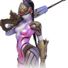 Overwatch ตัวละคร : Widowmaker