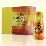 ไอโซ่ เคอม่า ISO Curma Juice เครื่องดื่มสารสกัดขมิ้นชันและจมูกถั่วเหลือง