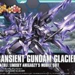 11947 HGBF 1/144 Transient Gundam Glacier 2000yen