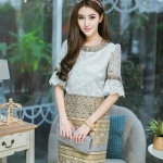 4 เหตุผลที่น่าสนใจที่ทำไมชุดผ้าไทยเป็นที่ต้องการของชาวต่างชาติ