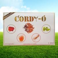ร้านถั่งเช่าเกรดพรีเมี่ยม Cordy-O ผลิตภัณฑ์เสริมอาหารจากถั่งเช่าสีทองแท้ เห็ดหลินจือ ใบแปะก๊วย โสมเกาหลี