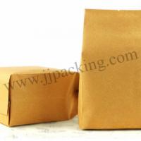 ถุงออแกน ถุงขยายข้าง ถุงจีบข้าง ไม่มีซิปล็อค Kraft/Foil/Coffee Bag