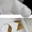 ขนาด 17x24+4 cm. ถุงกระดาษขาว ซิปล็อค ตั้งได้ หน้าต่างขุ่น thumbnail 3