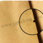 ขนาด 7x13+3 cm. ถุงออแกนกระดาษคราฟท์ ด้านในฟอยล์ thumbnail 2