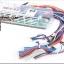 7028-6C4 00P5830 [ขาย จำหน่าย ราคา] IBM pSeries / RS/6000 CEC BACKPLANE Board thumbnail 1