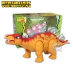ไดโนเสาร์เดินได้มีเสียงร้องมีไฟ