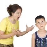 คุณแม่ขี้เหวี่ยง – ขึ้นเสียงใส่ลูกจะส่งผลเสียอย่างไร?