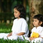 ฝึกสมาธิลูกน้อยตั้งแต่วัยเด็ก