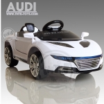 รถแบตเตอรี่ Audi