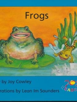 Frogs นิทานภาพภาษาอังกฤษ