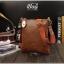 กระเป๋าสะพายข้าง หนัง Crazy Horse PU | LT30 thumbnail 11