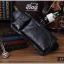 กระเป๋าคาดอก หนัง PU สีดำ | LT16 thumbnail 9
