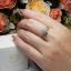 แหวนเพชรประกบดีไซน์ดอกไม้ thumbnail 4