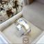 แหวนคู่แต่งงาน (เพชรสวิส cz เกรดพรีเมียม) thumbnail 7