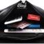 กระเป๋าสะพายข้าง หนัง PU สีดำ | LT31 thumbnail 2
